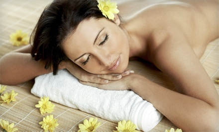 $99 for a Spa Mani-Pedi and Choice of Massage at Cocoon Urban Day Spa (Up to $202 Value)