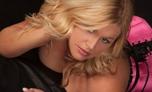 "$40 for a One-Hour Boudoir Photography Package with a 5""x7"" Print at Light Images ($355 Value)"
