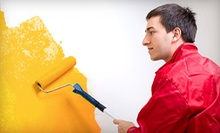 $69 for Painting for One 12'x12' Room from Closet Prep & Paint ($300 Value)