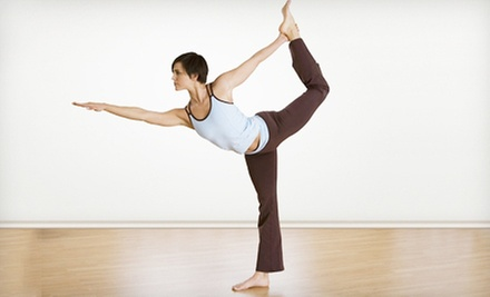 6 or 10 Drop-In Yoga Classes, or One Month of Unlimited Yoga Classes at Kula Yoga & Wellness (Up to 65% Off)