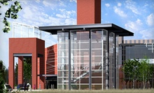 Two or Five Admissions to Holocaust Memorial Center (Up to 55% Off)