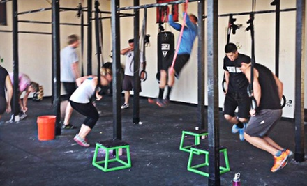 10 or 20 CrossFit Classes at Mean Green CrossFit