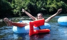 Tubing on the Schuylkill River for One, Two, Four, or Eight with Reading Rivertribe (Up to 63% Off)