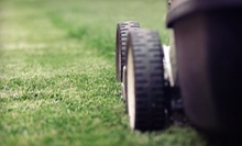 Two or Four Lawn-Mowing Sessions from Simply Green Landscaping (Up to 56% Off)