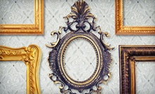 $35 for $100 Worth of Custom Framing Services at Grove Pointe Frame &amp; Art