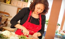 1.5-Hour Healthy-Cooking Class for One or Two at Peachy's Health Smart (Up to 52% Off)