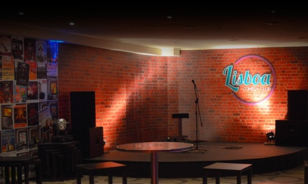 Lisboa Comedy Club — Marquês de Pombal:bilhete para Manuel Marques e Eduardo Madeira Show por 8€