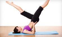 10 or 20 Hot Pilates, Zumba, Stretch, TRX Suspension Classes, and More at Inferno Hot Pilates (Up to 84% Off)