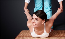 One or Three 60-Minute Massages at Tai Huang Sunny Light Spa (Up to 63% Off)