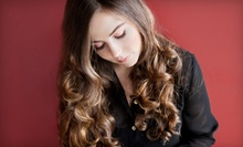 Haircut with Optional Full Colour or Partial Highlights or Permanent Wave at Duets Hair Studio (Up to 52% Off)