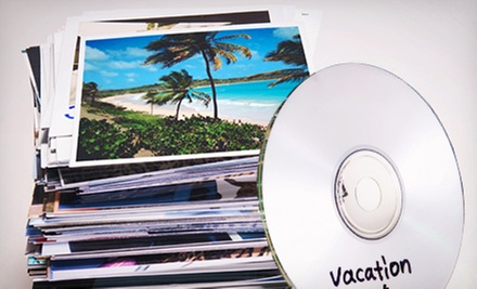 $59 for a Custom Photo Slideshow from Save Your Tapes ($149 Value)