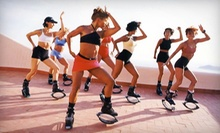 Three or Six Kangoo Jump-Exercise Classes at Kangoo Club Toronto (Up to 77% Off)