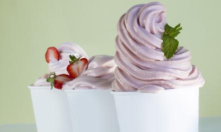 $13 for $25 Worth of Frozen Yogurt at Yogomania - Medford