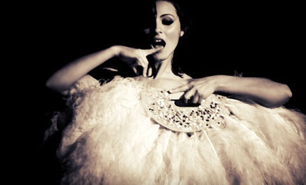 $35 for a Two-Hour Burlesque Workshop at Le Scandal Cabaret ($75 Value)