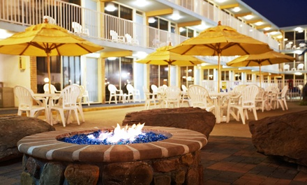 Stay at Blue Palms Resort in Wildwood, NJ. Dates Available into July.