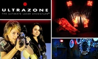 $10 for a Three-Game Pass to Ultrazone, Panther, or Gearworks Laser Tag ($19.95 Value)