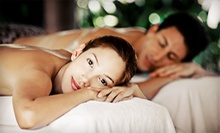 One-Hour Massage for One or Two, or One-Hour Massage with Facial for One at LA Bliss Spa (Up to 53% Off)