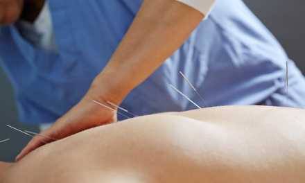 One or Three Acupuncture Sessions, or Acupuncture Package with Exam at Atlantic Healing Center (Up to 67% Off)