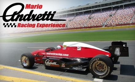 Mario Andretti Racing Experience Las Vegas Deal Of The Day Groupon Las Vegas