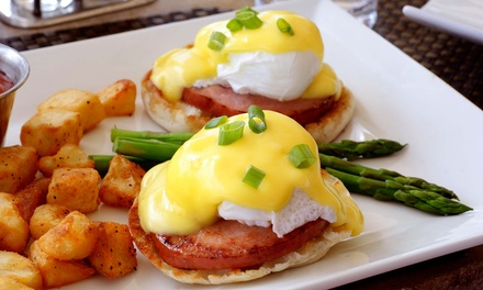 Upscale Breakfast Food and Sandwiches at Fork & Spoon (Up to 43% Off).