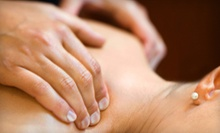 Swedish or Couples Massage or Craniosacral Therapy and Reflexology Treatment at Wildflower's Wellness (51% Off)