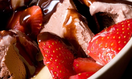 Fro-Yo with One Chocolate Square or Two Groupons, Each Good for $10 Worth of Fro-Yo at Froyoyo (Up to 45% Off)