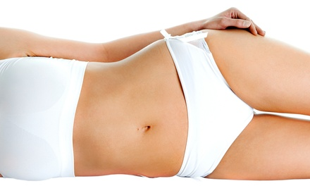 One or Two Brazilian Waxes at The Skin Spa (Up to 55% Off)