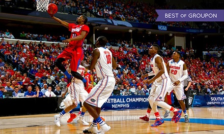 NCAA Division I Men's Basketball Championship in Dayton on March 17 or 18 (Up to 34% Off)