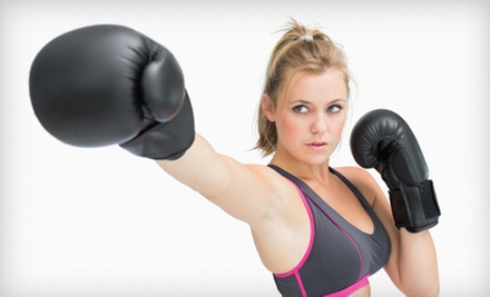 5 or 10 Kickboxing Classes at Eagle Martial Arts (Up to 81% Off)
