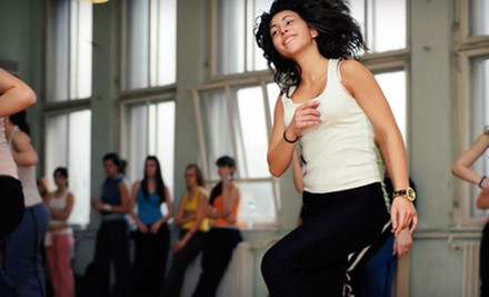 6- or 12- Week Trial Membership for Dance or Fitness Classes at Dance & Artistic Expressions Studio (Up to 73% Off)