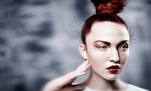 Haircut with Options for Aveda Conditioning or Gloss Hair and Glow Face Treatments at Artistic Salon Spa (Up to 57% Off)