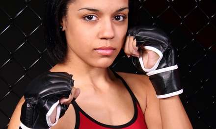 One Month of Unlimited Martial-Arts Classes or 10 Classes with Chute Boxe T-Shirt at Chute Boxe (Up to 85% Off)