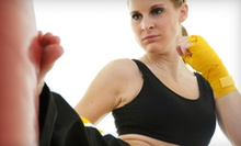 10 or 20 Kick-Boxing, Tae Kwon Do, or Boot-Camp Classes with Protein Shakes at Diekema Taekwondo (Up to 77% Off)