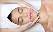 60- or 90-Minute Deep-Tissue Massage at Massages In Space (Up to 57% Off)