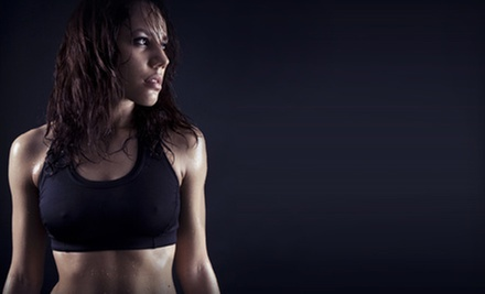 One or Three Month Gym Membership to Fitness in the City (Up to 70% Off)