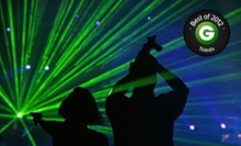 $14 for Four Games of Laser Tag at Warzone Paintgames ($28 Value)
