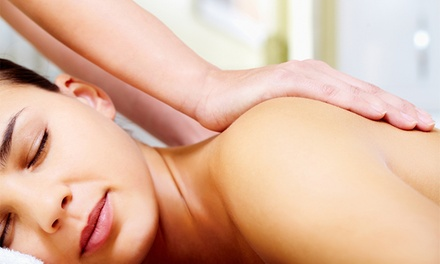 $25 for One 60- or 90-Minute Swedish or Deep-Tissue Massage at Serenity Rub Massage ($50 Value)