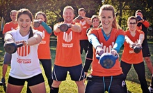 $59 for 4-Week Boot Camp at Transformation Boot Camp ($179 Value). Eighteen Locations Available.
