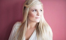 Haircut and Deep Conditioning with Options for Partial or Full Highlights at Hairstyling by Samantha (Up to 66% Off)
