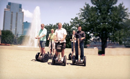 60-Minute Segway Tour for One, Two, or Four from Segway Tours of Grand Rapids (Half Off)