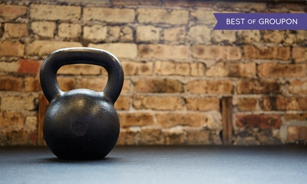10 Yoga and Fitness Classes or One Month of Unlimited Classes at Stroga Strength and Yoga (Up to 65% Off)
