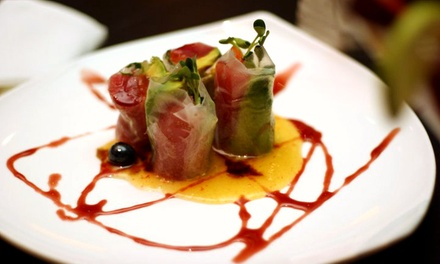 $39 for a Chef's Tasting Menu for Two at Barracuda Japanese (Up to $72 Value)