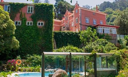 Quinta das Murtas — Sintra: 1 noite para duas pessoas em quarto duplo com pequeno-almoço e welcome drink desde 49€