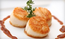 Seafood and Comfort Food at Lillians Restaurant (Up to 53% Off). Three Options Available.
