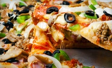 $10 for $20 Worth of Pizza, Pasta, Wings, Burgers, and Drinks at Tata's House of Pizza & Pasta