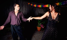$25 for a Beginner's Dance Package with Beginner's Course and Three Dance Parties at The Dance Shack (Up to $139 Value)