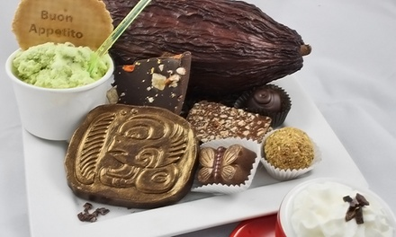 Chocolate Connoisseur 101 Class for One, Two, or Four at Chocolate for the Spirit (Up to 56% Off)