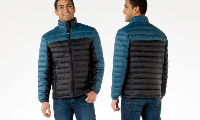 Halifax Men's Nylon Puffer Jackets