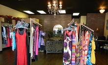 Designer Apparel and Accessories or One Handbag at J'adore Designer Boutique (Half Off)