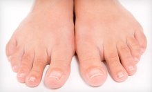 Laser Toenail-Fungus-Removal Treatment for One or Both Feet at New Jersey Foot and Ankle Centers (Up to 67% Off)